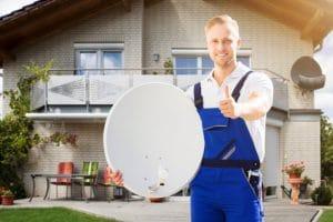 Service für Sat-Anlagen und Kabelfernsehen