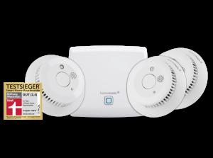 Homematic IP-Starter-Set-Rauchwarnmelder-150788A0