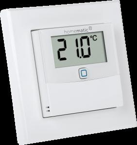 Homematic IP-Temperatur und Feuchtigkeitssensor-150180A0